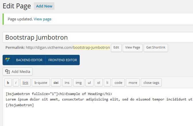 jumbotron-shortcode